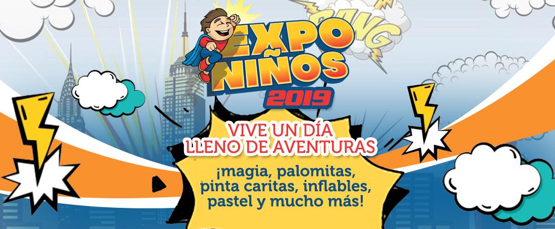 EXPO NIÑOS 2019
