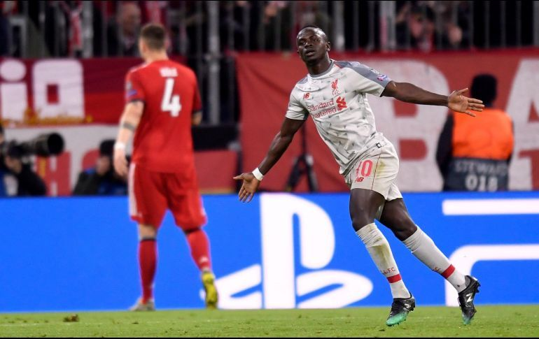 Klopp y el Liverpool echan al Bayern Múnich
