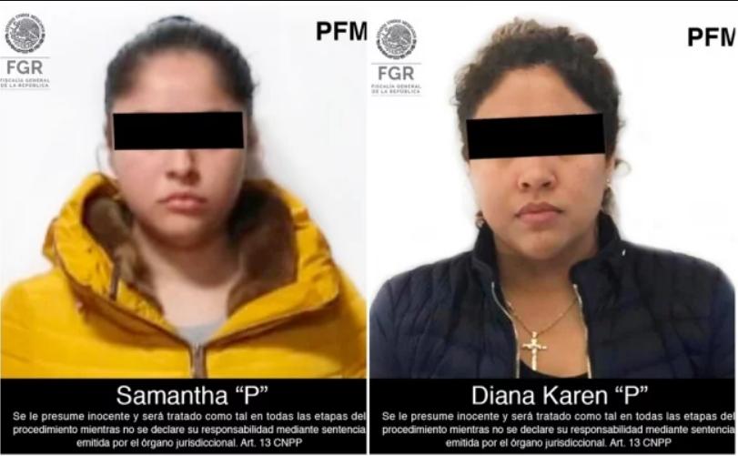 """Juez califica de legal la detención de las hijas de """"El Ojos"""""""
