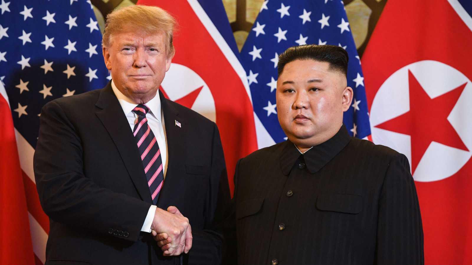 """Trump con la posibilidad de """"nuevos encuentros"""" con Kim Jong-un"""
