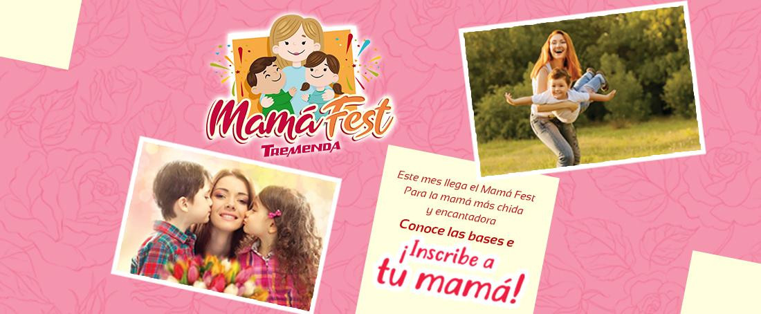 MAMÁ FEST