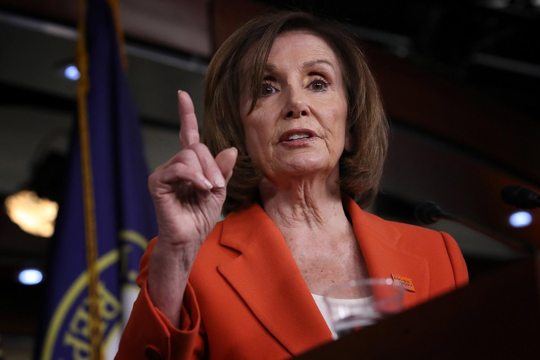 Si existen pruebas, impulsaremos juicio político contra Trump: Pelosi