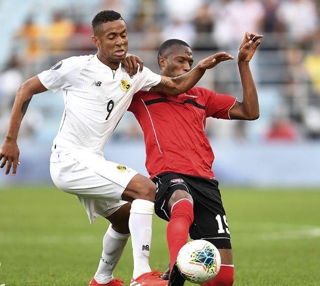 Panamá vence a Trinidad y Tobago en la Copa Oro