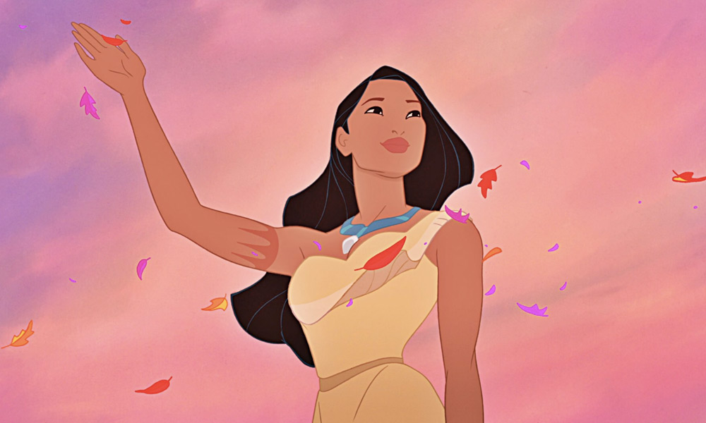 """Disney alista """"live action"""" de """"Pocahontas"""""""