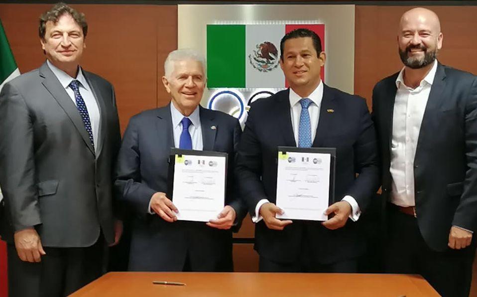 Guanajuato buscará ser sede de Centroamericanos 2026